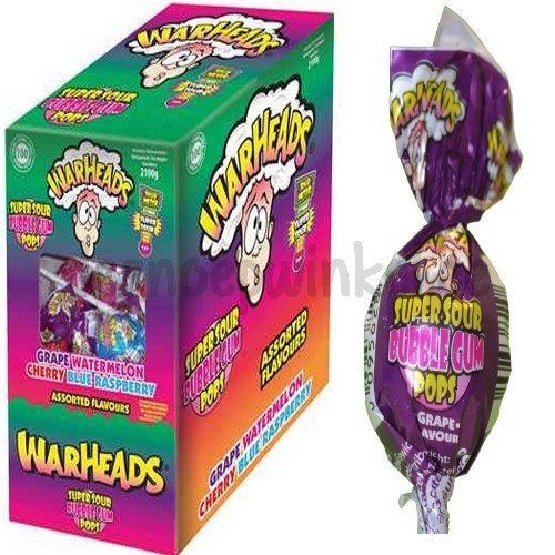 Warhead Grapefruit